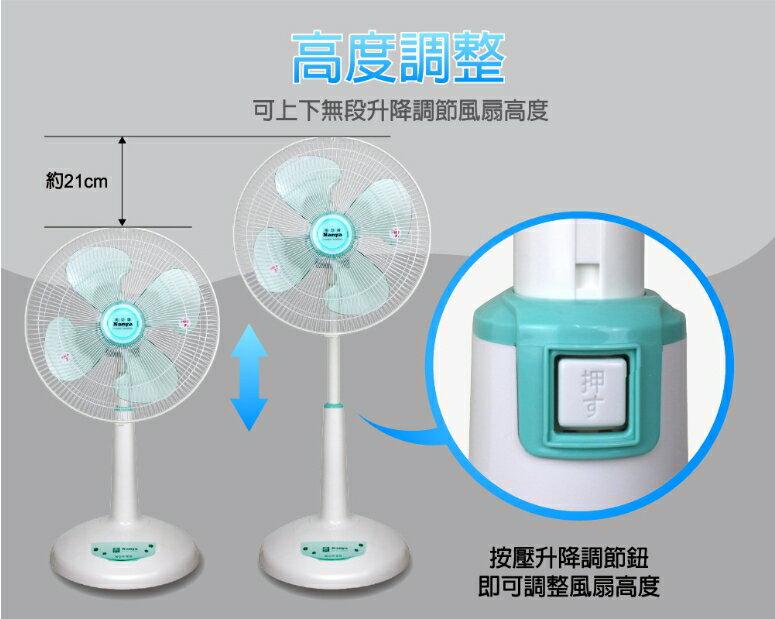 (免運費)南亞牌 MIT 18吋 強力大坪數桌扇 立扇 電風扇 涼風扇 風扇 電扇 可當工業扇使用 EF-1887 5
