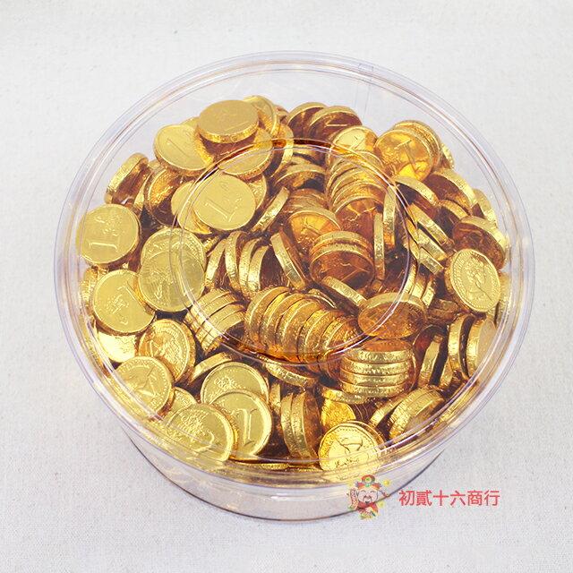 【0216零食會社】日日旺 小金幣巧克力1000g