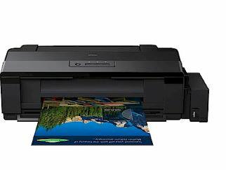 【歐菲斯辦公設備】 Epson A3原廠連續供墨印表機 六色 支援A3+列印 多種紙材列印 L1800,下標請先確認有無庫存並加贈墨水匣