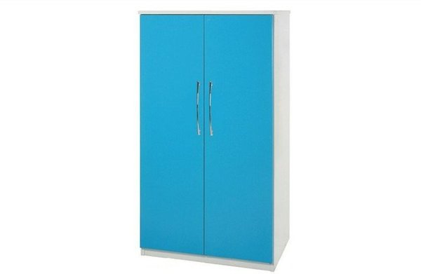 【石川家居】825-04(藍白色)衣櫥(CT-104)#訂製預購款式#環保塑鋼P無毒防霉易清潔