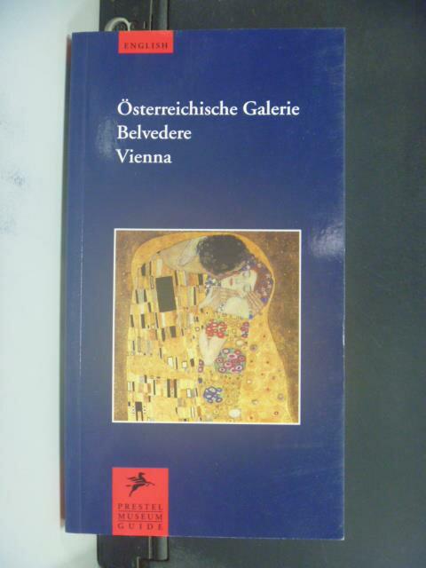 【書寶二手書T8/藝術_GEH】Osterreichische Galerie Belvedere, Vienna