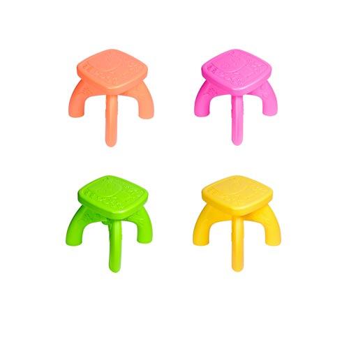 ★衛立兒生活館★親親 CHING-CHING 貓頭鷹造型組合椅(FU-28)(顏色隨機出貨)
