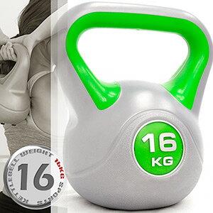 KettleBell運動16公斤壺鈴(35.2磅)16KG壺鈴.拉環啞鈴搖擺鈴.舉重量訓練.重力健身器材.推薦哪裡買C171-1816