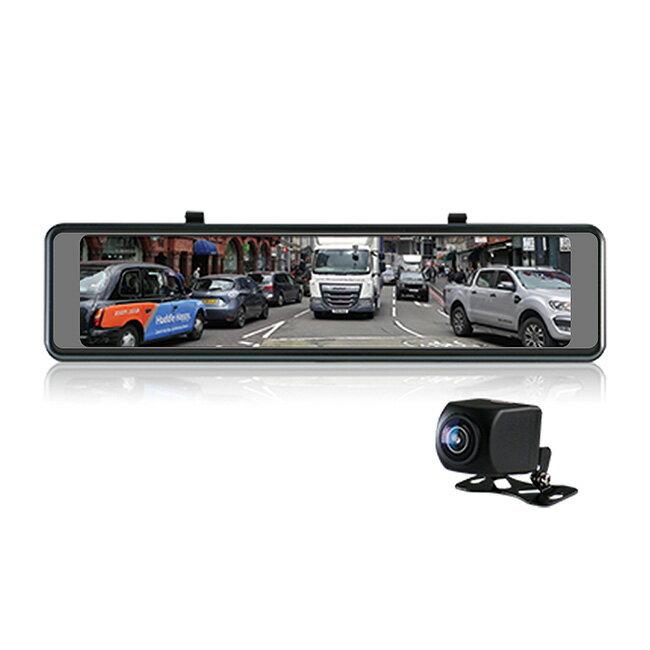【附32G卡】Polaroid寶麗萊 DS1101GS 星光夜視 雙鏡頭電子後視鏡 行車紀錄器【禾笙科技】