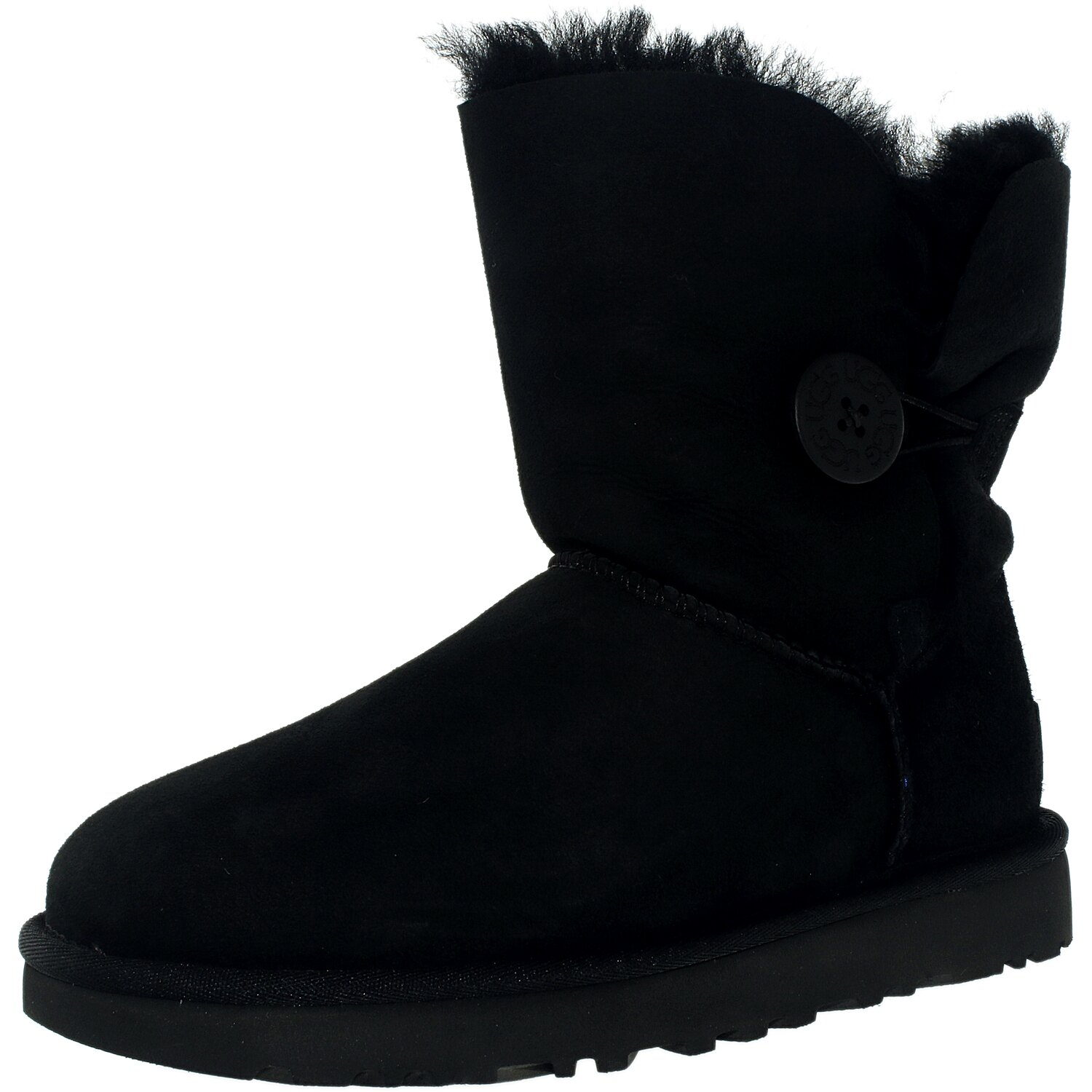 Ugg Women's Bailey Button II High-Top Sheepskin Boot 0