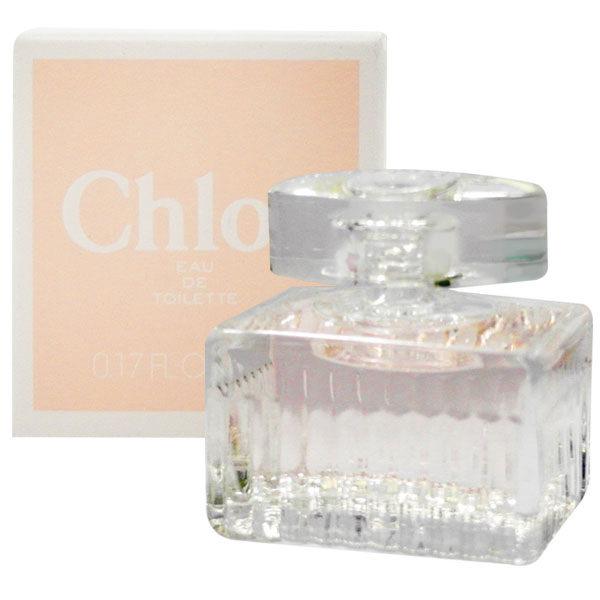 Chloe 白玫瑰 女性淡香水 5ml 小香《Belle倍莉小舖》