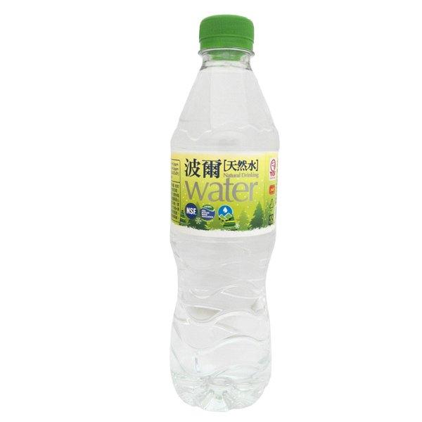 【免運】波爾 天然水 600ml (24入)/箱【康鄰超市】
