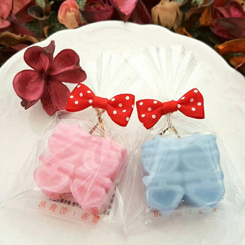 婚禮小物-囍字造型手工皂(一入裝)甜點皂/節日禮品【棠逸手作皂 】