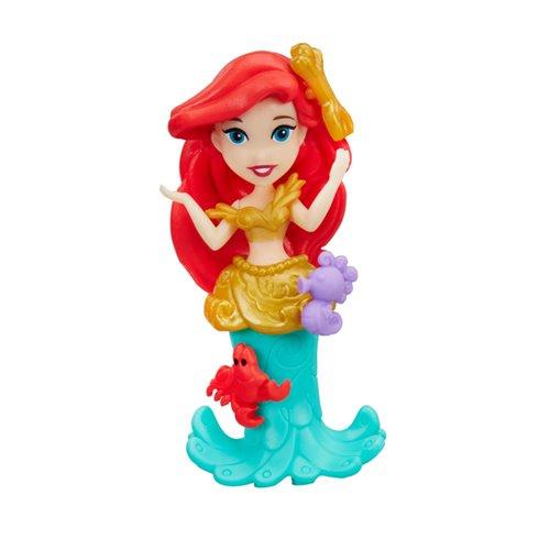 《Disney迪士尼》迷你公主人物組-小美人魚