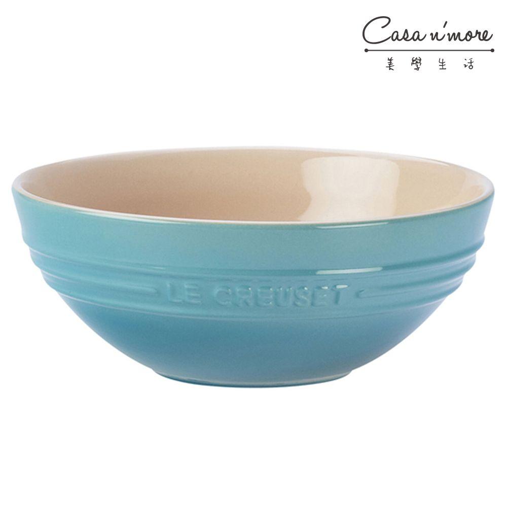 Le Creuset 沙拉碗 飯碗 冷薄荷 15cm - 限時優惠好康折扣