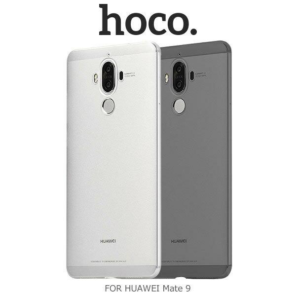 【愛瘋潮】HOCO HUAWEI Mate 9 薄系列 PP 殼 背殼 保護殼 磨砂殼 輕薄保護套 手機殼