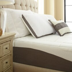 PC-ELEGANCE-CK優雅雙層凝膠記憶床墊 (King 雙人床 203cm x 193cm x 30.5cm) — Perfect Cloud  獨特記憶泡棉與彈簧軟墊的完美搭配,讓您感受舒適柔軟的一夜好眠!