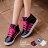 格子舖*【AJ18039】MIT台灣製 校園百搭撞色 繫帶高筒休閒運動鞋帆布鞋 3色 - 限時優惠好康折扣