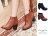 格子舖*【KTDW2181】MIT台灣製 英倫風簡約側拉鍊車線設計 高質感粗跟高跟短裸靴 兩色 - 限時優惠好康折扣