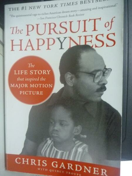 ~書寶 書T4/傳記_HSB~The Pursuit of Happyness_Chris