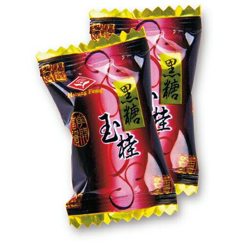 散糖硬糖區‧黑糖玉桂糖300g(半斤)【合迷雅好物商城】