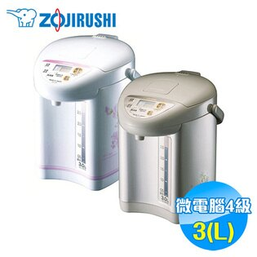 象印Zojirushi3公升微電腦電動熱水瓶CD-JUF30