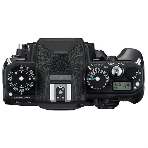 "Nikon Df 16.2 Megapixel Digital SLR Camera Body Only - Black - 3.2"" LCD - 3:2 - 4928 x 3280 Image - HDMI - PictBridge 2"