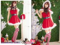 送小孩聖誕禮物到天使甜心 BC151紅 聖誕服 尾牙 角色服 表演服 耶誕節