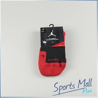 NIKE 耐吉 NIKE AIR JORDAN CREW SOCK DRI-FIT  籃球專用 中筒襪 專業運動襪 573788010