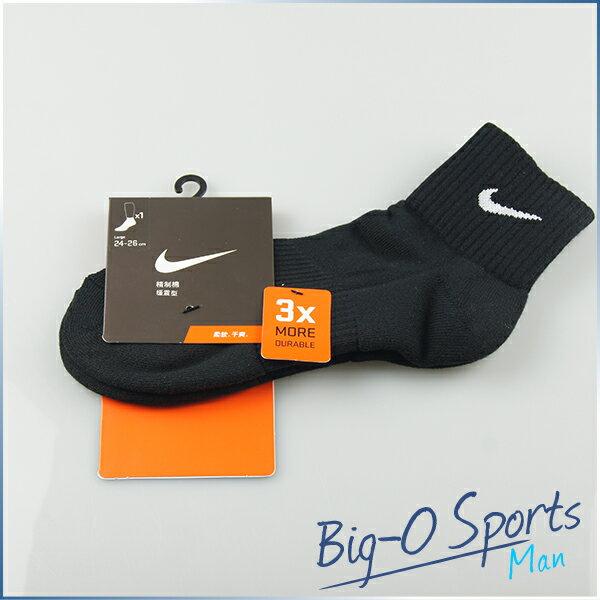 NIKE 耐吉 NIKE 基本款厚底 短襪   專業運動襪 SX4791001