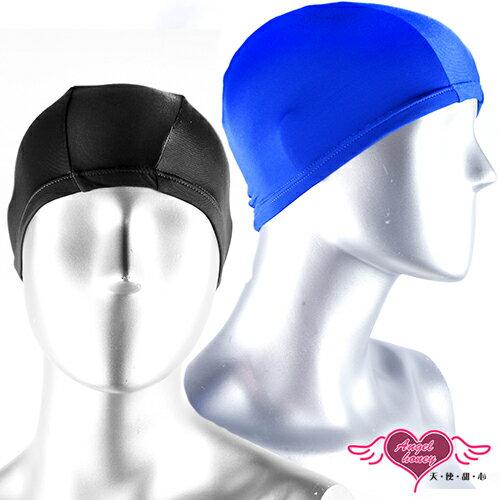 天使甜心 RG15423黑  紅  藍  粉 素色素面彈性泳帽 比基尼泳衣泳裝游泳溫泉SP