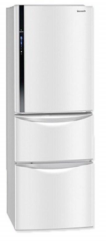Panasonic 國際牌 385公升 智慧節能變頻三門冰箱 NR-C387HV-W