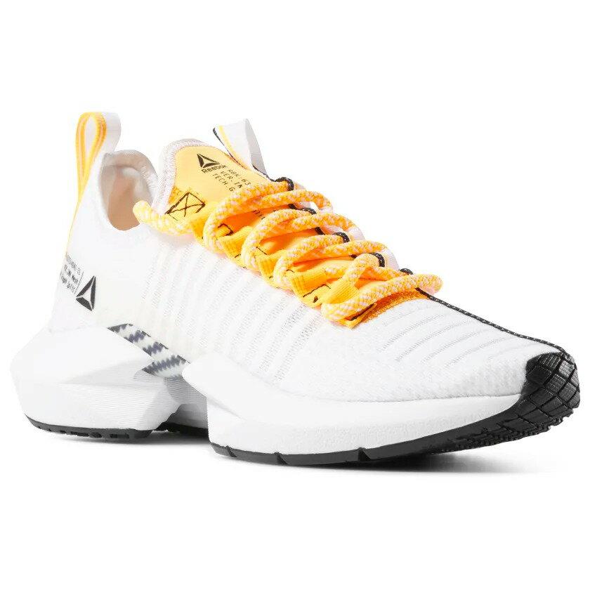REEBOK Sole Fury SE 女鞋 慢跑 襪套 訓練 輕量 緩衝 舒適 透氣 灰 橘【運動世界】DV6923