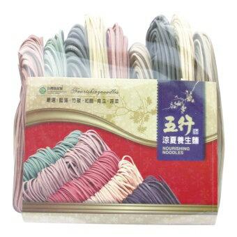 綠源寶~五行日曬養生麵500公克/包 *3包