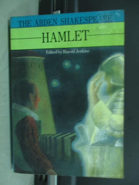 ~書寶 書T7/原文小說_MPM~The arden shakespeare hamlet