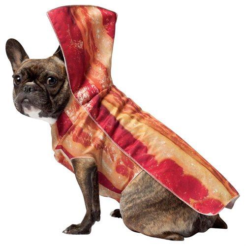 Bacon Pet Costume - Size X-Large 0
