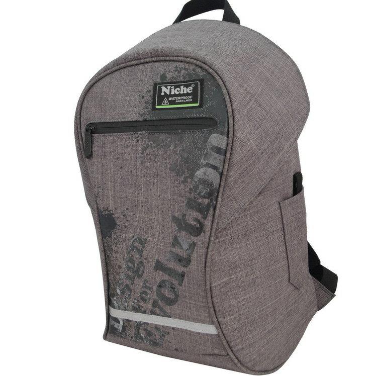 Niche 都會圓筒防水後背包 24L 戶外休閒背包 都會電腦包 【N-5202】 4