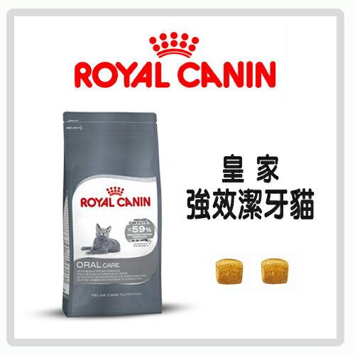 【力奇】Royal Canin 法國皇家 強效潔牙貓 O30 1.5kg-390元>可超取(A012G02)