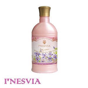【INESVIA】粉麝香絲巾肌乳霜潤澤身體凝乳