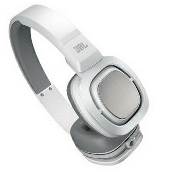 JBL J55 高性能頭戴全罩式耳機(銀白色) 全新公司貨