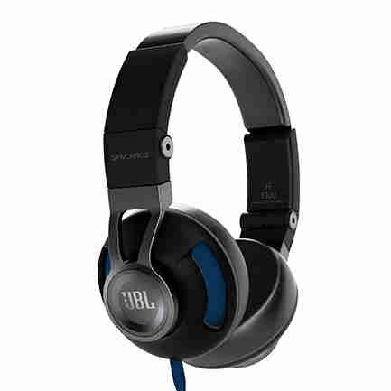 JBL S300i 黑藍 可通話 重低音耳罩 耳機英大公司貨 原廠保固