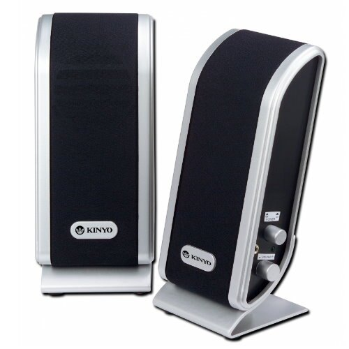 KINYO 耐嘉 PS-280 2.0 多媒體喇叭 音樂大師音箱