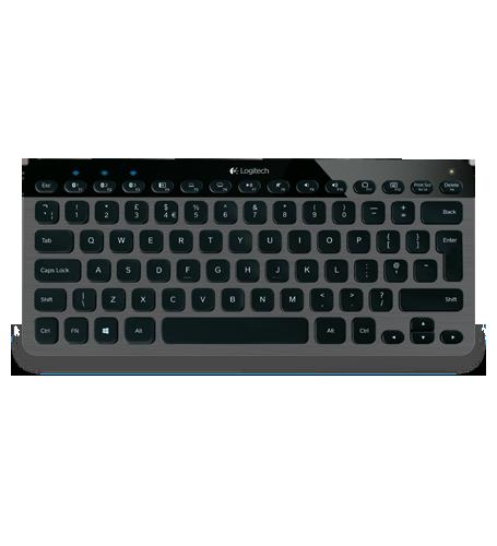 Logitech 羅技 K810 無線 藍牙 炫光鍵盤 電腦  平板  智慧型手機 WIN