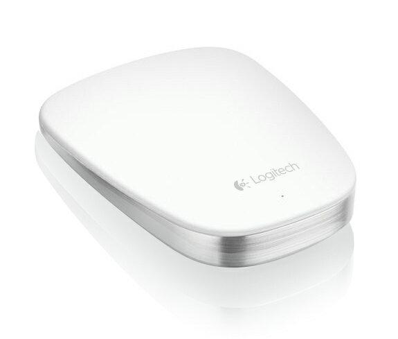 Logitech 羅技 超薄觸控滑鼠T630 白 兩色輕薄 好攜帶