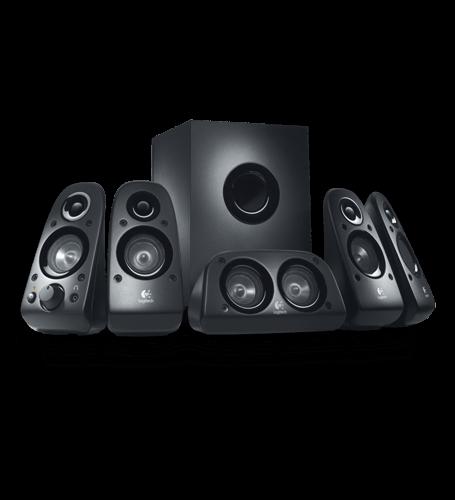 Logitech 羅技 Z506 環繞音箱系統 5.1聲道喇叭 電腦喇叭