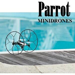 Parrot 派諾特 Rolling Spider迷你智能遙控飛機 共三色 自動駕駛系統 高度靈活