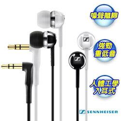 聲海 Sennheiser CX 1.00 耳道式耳機 震撼音效及強勁低音 有效阻隔噪音