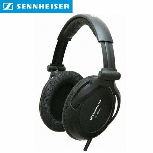 Sennheiser 聲海 HD380 PRO 專業型折疊式監聽耳罩耳機 原音重現