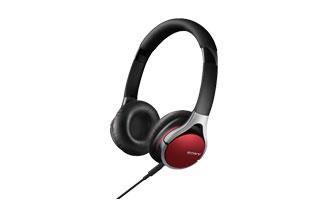 SONY MDR-10RC 紅 耳罩式立體聲耳機 40mm Hi-Res 驅動單體 線控