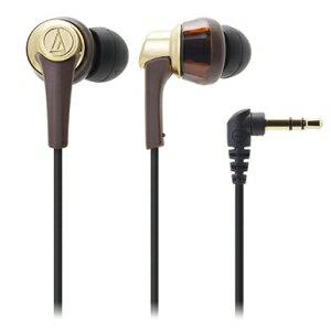 鐵三角 ATH-CKR5 耳道式耳機 【棕】耳道式耳機 ATH-CKM500 改版 公司貨 共六色