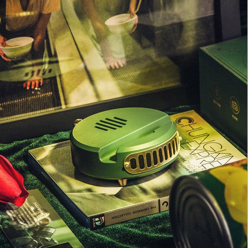 KAWOO 重慶森林 復古 音響 收音機 無線 藍牙 多功能小音箱 送禮 禮物
