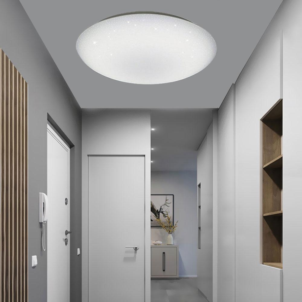 亮博士 / 亮麗星空 LED 18W 全電壓 吸頂燈 白光 黃光 /  /  永光照明DR-REC-18W%D✈99購物節 4