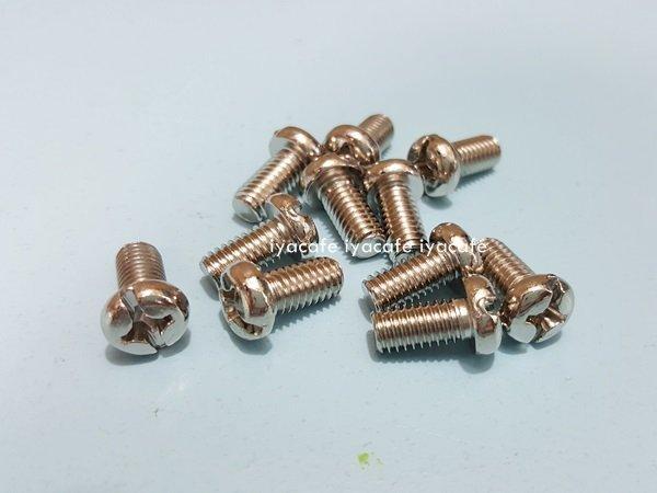 附發票-愛鴨咖啡-小飛馬 刻度調整蓋螺絲 M6螺絲 600N 601N零件
