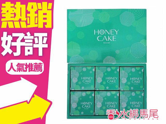 SHISEIDO 資生堂 翠綠蜂蜜香皂 禮盒 送客 送禮 喝茶 100g*6 附原裝紙袋◐香水綁馬尾◐