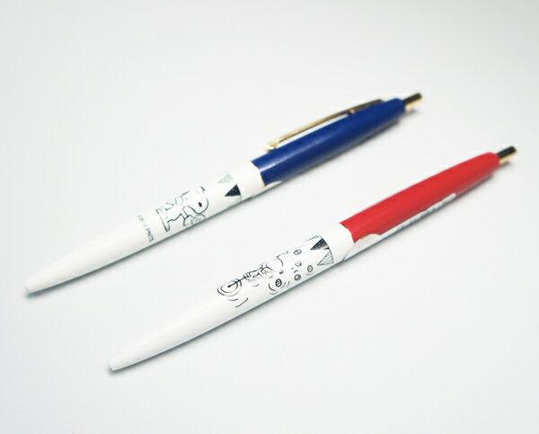 BiC 復刻版史努比聯名限定系列原子筆